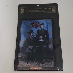 Grateful Dead Lithographed Wall Hanging Vintage